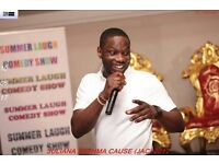Professional MC, Compere, Stand-up Comedian and Entertainer