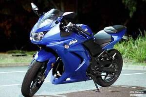 2010 NINJA250R FOR SALE. GREAT CONDITION, BEAUTIFUL BIKE. Banyo Brisbane North East Preview