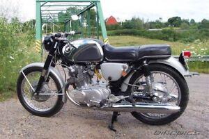 1965 Honda CB77 Superhawk