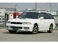 Breaking Subaru Legacy Gtb