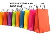 Vendors Event and Yard Sale