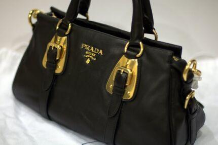 Prada Milano Dal 1913 Purse Black Prada Dal 1913 Handbag