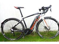 2017 Giant Road E+ 2 Medium (56cm) Electric Bike Excellent Condition