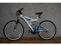 Vertical Descent Auminium Frame Bike
