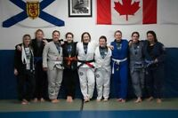 Women's Free Brazilian Jiu Jitsu Classes