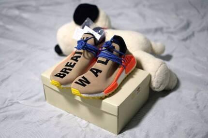 Adidas Pharrell Williams x Human Race NMD Trail 9US Tan / Beige