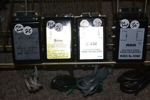 CHEAP PREAMPS!!! ALL TESTED - 100% WORKING GREAT!