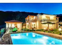 Luxury Villa Greece-->Crete-->Chania