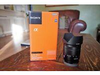 Sony 16-70mm f/4 E Mount Lens