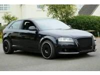 Audi A3 2010 S Line 1.4 TFSI Turbo DSG Auto+ F1 Paddle Shift.12 Months MOT