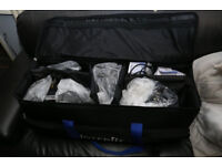 Interfit SXT 3200 Tungsten photo Studio kit