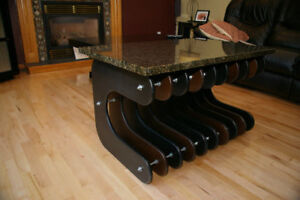 Granite coffee table/TV Stand