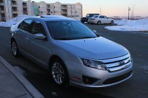 2010 Ford Fusion SEL 6cyl