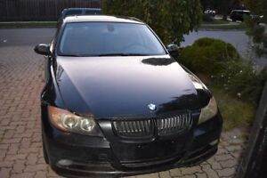 moving Sale 2007 BMW 335I Twin turbo with Sport package 4 Door