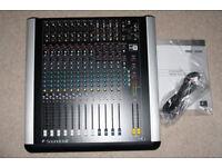 Soundcraft M8 Mixing Desk. BNIB.