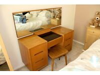 Stag C Range 1950/60's Dressing table by John and Sylvia Reid