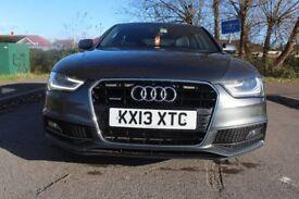Audi A4 S-line 3.0 tdi