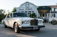 Memories - Memories - Memories - Rolls Royce private limousine