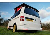 2014 VW Campervan, low mileage, high specification new conversion