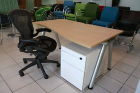 Desks and table and More