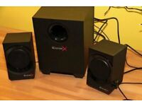 X Blaster PC/Laptop Speakers
