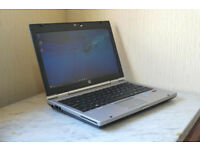 "Superb condition, mega fast HP EliteBook 12.5"" i5 laptop."