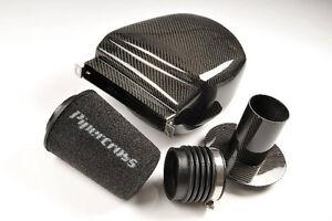 Kit aspirazione diretta filtro aria sportivo carbonio for Filtro aria cabina da golf vw