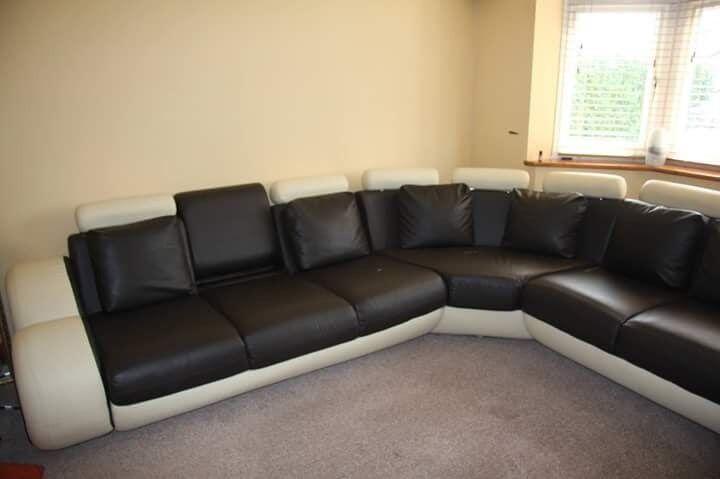 Miraculous Cool Corner Sofa In Corfe Mullen Dorset Gumtree Ibusinesslaw Wood Chair Design Ideas Ibusinesslaworg