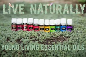 Young Living intro to toxin-free living for your family