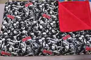 Walking Dead Blanket