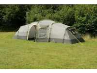 8-Berth Tent + Accessories