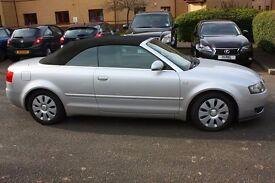 Audi A4 1.8T S-line Convertible ***Read The Description***