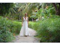 Jenny Packham ANIXI Wedding Dress Size 10-12