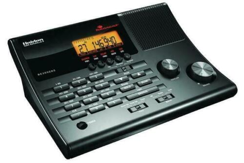 Uniden BC365CRS 500 Channel Police Scanner w/Weather Alert F