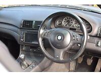 2003 BMW 325Ti E46 3 Series Compact Sport Edition M-Sport