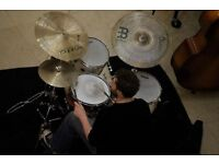 Drum teacher available for private tuition