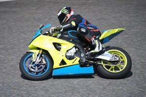 Fairing  track S1000RR 2010-2014 rear set vortex