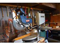 Ryobi 315mm Double bevel sliding mitre saw