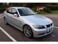 BMW 325i, 218bhp, Just 32,000 miles, FSH, 4 Brand new tyres.