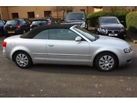 Audi A4 1.8T S-line convertible Cabriolet For Parts Spares/Repairs *Everything must go-CHEAP PARTS*