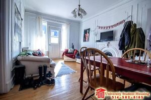 4 1/2 May 1 summer sublet or lease transfer 2 bedroom