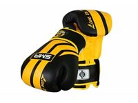 Brand New Real Leather Boxing gloves