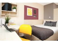 Modern ensuite student room available for rent!