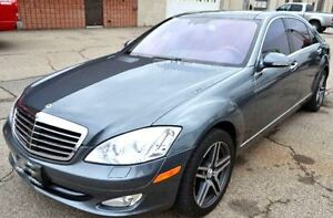 2007 S550,4 Matic Panoramic,Navigation, Night Vision, SAFETY