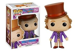 Funko POP: Willy Wonka at JJ Sports! London Ontario image 1