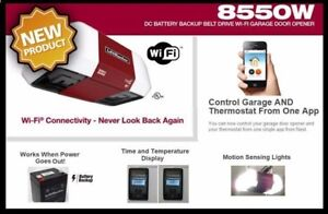 Liftmaster 8550w WIFI ENABLED BELT GARAGE DOOR OPENER