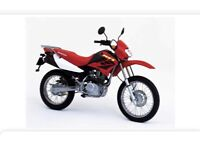 Wanted Xr125