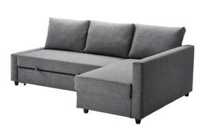 Ikea Friheten corner sofa bed