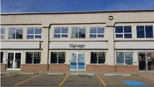 Retail or Office space available in North Red Deer