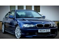 Great looking BMW e46 318 Ci M Sport coupe 2dr!